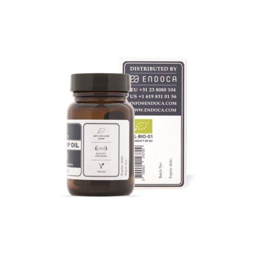 Endoca CBD-Kapseln Raw 3% CBD (300mg)