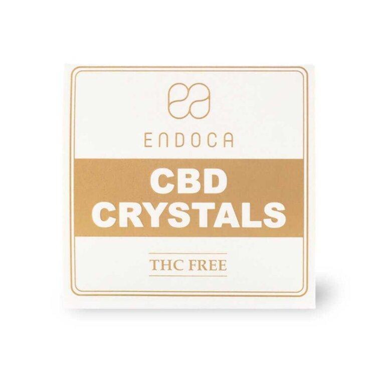 CBD Crystals 99% – 500mg CBD